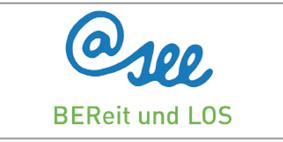 Logo atsee - bereit und Los