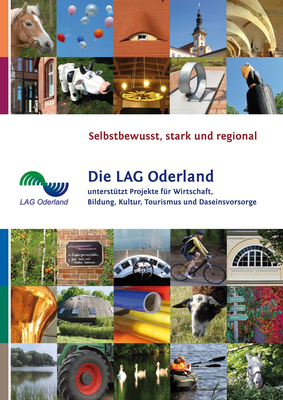 Titel: Die LAG Oderland