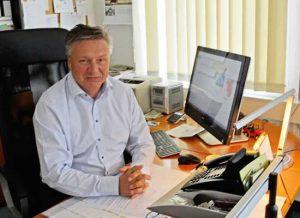 Peter Müller, Geschäftsführer OWF